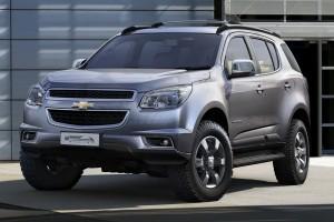 Chevrolet российской сборки