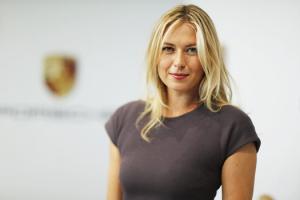 Porsche подписал контракт с Шараповой