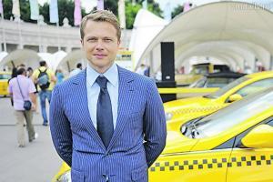 Машины такси будут перекрашены летом