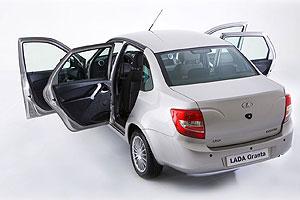 Успешные продажи автомобилей ВАЗ