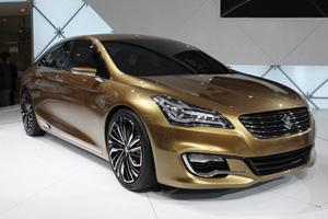 Представлен новый седан от Suzuki