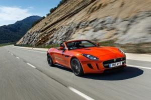 Названы рублевые цены на родстер Jaguar