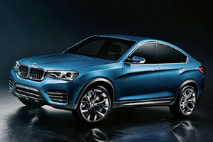 BMW показал новый автомобиль