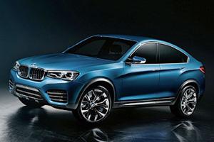 BMW представила новый кроссовер