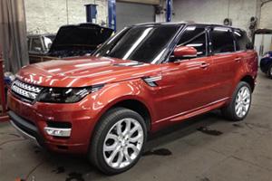 Land Rover вывел новый внедорожник