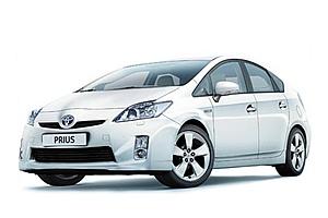Toyota смогла продать 5 миллионов гибридов