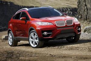 Представлено новое поколение BMW X6