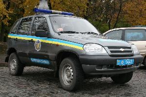 """Гарпун"" на службе украинской ГАИ"