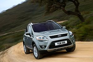 Ford Kuga завоевывает рынки Европы