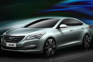 Новый автомобиль от компании Hyundai