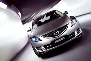 Mazda 6 - теперь и на российском рынке!