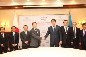 Казахстанский автопром наметил новые пути развития
