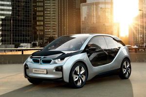 Скоро начнутся продажи BMW I8