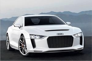 Все грани автомобиля Audi quattro