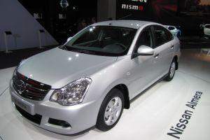 Премьера Almera от компании Nissan