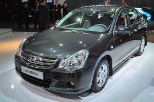 Новый Nissan Almera уже у дилеров