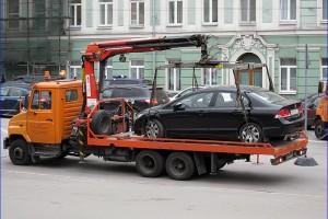 Эвакуированный автомобиль найдется в Сети