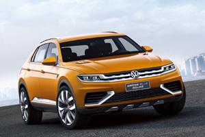 Новый кроссовер от Volkswagen