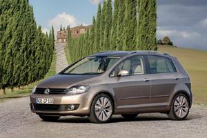 Первые данные о Volkswagen Golf Plus 2014
