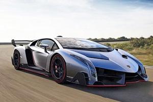 Рейтинг уродливых автомобилей: Lamborghini