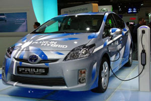 Toyota подвела итоги продаж гибридных авто