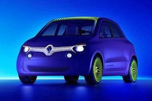 Renault разработала новый электрокар