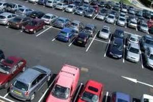 Место на парковке можно будет заказывать