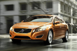 Volvo рассекретила самый мощный седан S60