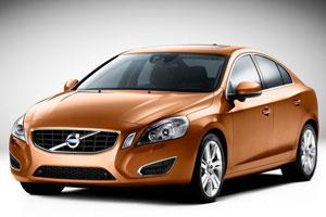 Стали известны данные о Volvo S60