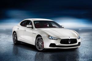 Перед фотокамерами - Maserati Ghibli