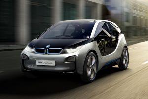BMW вскоре объявит о начале продаж i3