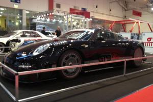 Дебют спорткара GT9 Vmax на Essen Motor Show