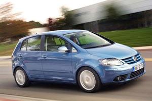 Новый Volkswagen Golf Plus: подробности