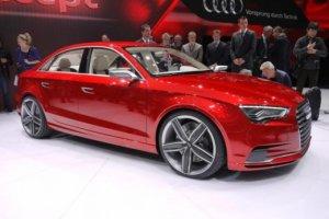 Представлен новый седан Audi и названа цена