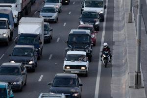 Мотоциклисты получат выделенные полосы
