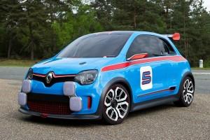 Renault представила хэтчбек Twin'Run