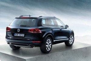 Volkswagen привез в Россию юбилейный Touareg