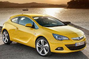 Opel Astra получит новый двигатель!