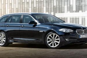 Обновления в автомобилях BMW 5-Series