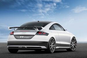 Audi создаст купе TT нового поколения