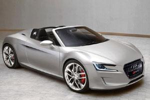 Компания Audi создаст машину третьего поколения