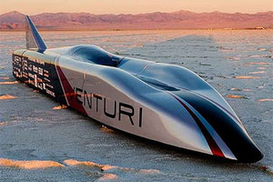 Venturi готовится установить рекорд скорости