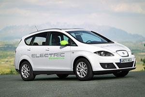 Испания запускает тестовый образец электромобиля Seat