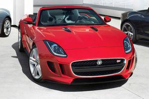 Стали известны цены на родстер Jaguar F-Type