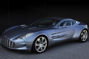 Aston Martin - сто лет достижений!