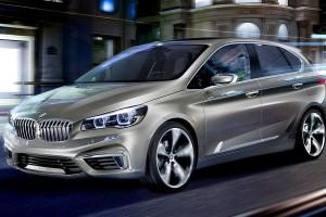 BMW 1-SeriesGT станет семиместной