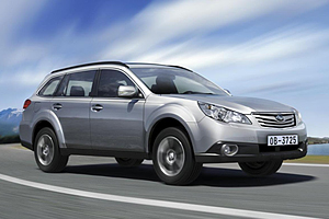 Subaru Forester присвоено звание самого безопасного автомобиля