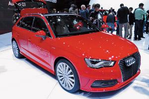 Audi представила новую модель!