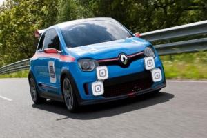 Renault презентовала хэтчбек Twin'Run