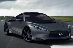 Гибридный спорткар Infiniti появится в 2016 году